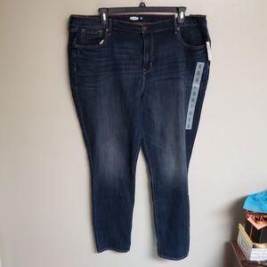 Old Navy Curvy NWT jeans sz 20 tall
